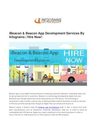 Beacon App Development