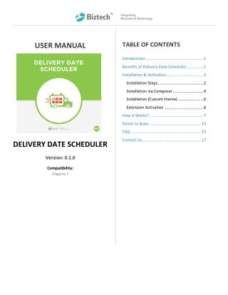 Magento 2 Delivery Date Scheduler Extension, Choose Order Delivery Time