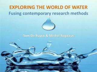 Danone WaterWorld
