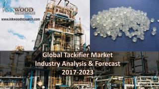 Tackifier Market Global Industry Analysis & Forecast 2017-2023