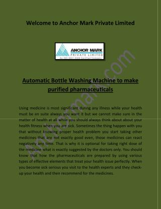 Automatic Liquid Filling Sealing Machine