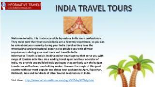 Day Tour to Taj Mahal