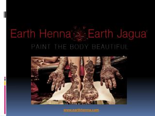 Buy Online All Henna Kits Product | earthhenna.com