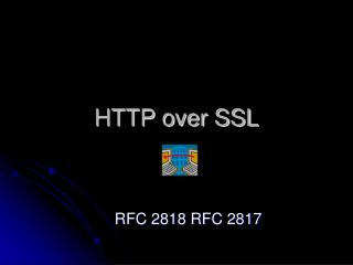 HTTP over SSL