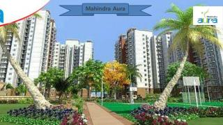 Mahindra Aura Apartments for sell Call 09953592848