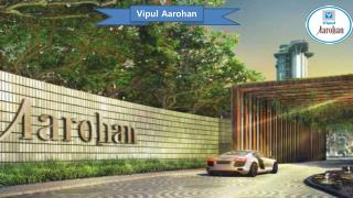Vipul Aarohan Sector 53 Gurgaon Price List Call 09953592848