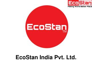 Briquette Press | Biomass Briquetting Machine | EcoStan