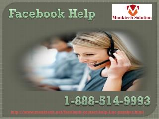 What are the pros of Facebook help 1-888-514-9993?