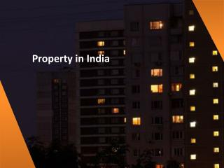 Property in india
