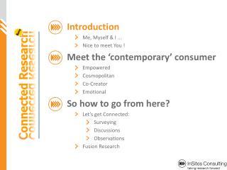 IESEG (Lille) - 'Contemporary Market Research Management & Techniques'