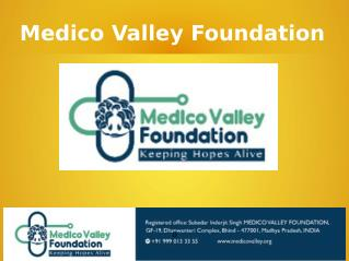 Medico Valley Foundation for Health camp in Rural Area