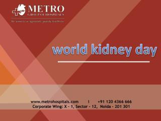 World Transplant Day - Best Hospital Kidney Transplant in India