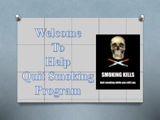 Health Benefits of quitting smoking cigarettes