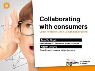 Digital Marketing Live Workshop - Co-creation
