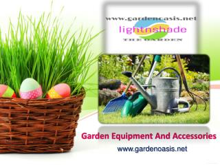 Online Garden Accessories