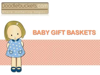 Baby Gift BAsket Stores