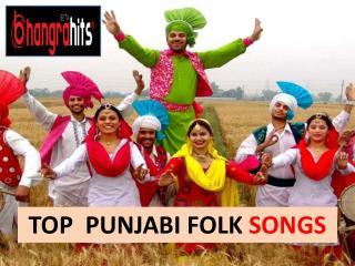 Hit Punjabi Folk Songs