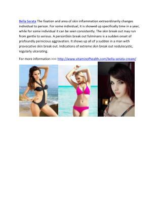 http://www.vitaminofhealth.com/bella-serata-cream/