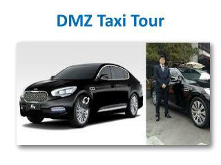 DMZ Taxi Tour