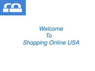 shopping online USA