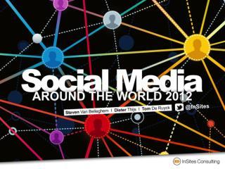 Social Media Around the World 2012