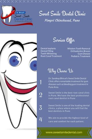 Dentist in Chinchwad, Dentist in Pune - Sweet Smile Dental