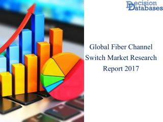 Worldwide  Fiber Channel Switch  Market Manufactures and Key Statistics Analysis 2017