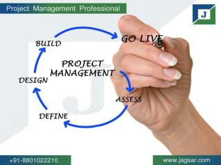 PMP Training at Jagsar International
