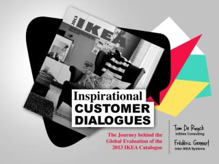 Global Evaluation of the IKEA Catalogue - Inspirational Customer Dialogues
