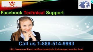 What Facebook Technical Support really can do for me 1-888-514-9993?