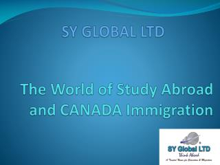 Study Abroad and Canada Immigration