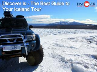 Discover.is - The Best Guide to Your Iceland Tour