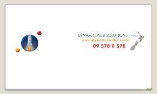 Website design in Auckland, New Zealand
