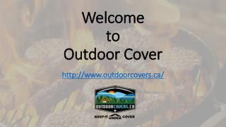 BBQ Covers | BBQ Grill Covers Canada | Outdoorcovers.ca