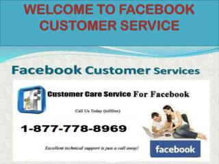 Always Here @1-877-778-8969@ Facebook Technical Support Phone Number