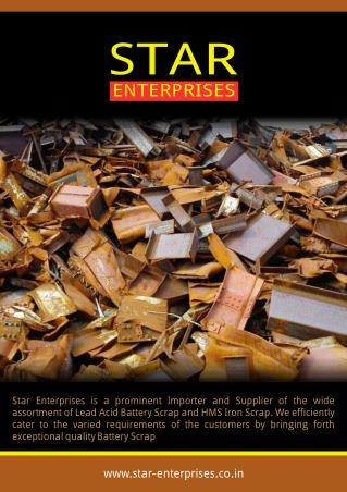 Star Enterprises Maharashtra India