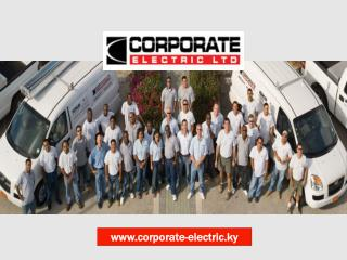 Best Cayman electrical contractor is here! Schedule a consultation