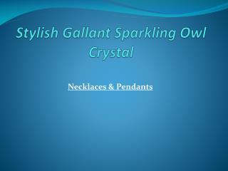 Stylish jeweler necklace  and pendant