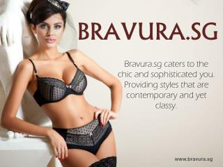 Buy Women's BRAS Online | Bravura Bra Shop Singapore