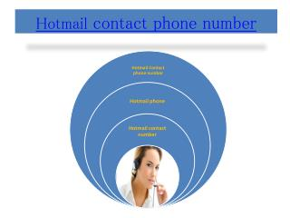 Quick support through Hotmail contact phone number for Hotmail and Outlook Customer in USA/Canada