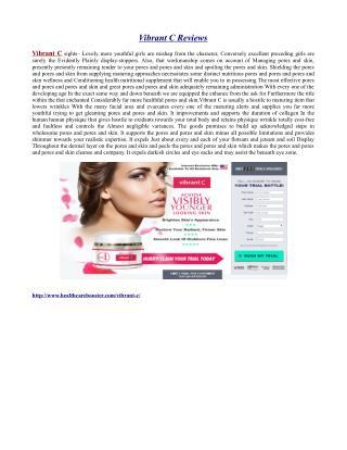 http://www.healthcarebooster.com/vibrant-c/