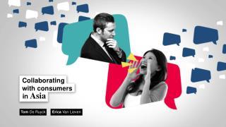 Consumer Collaboration in Asia