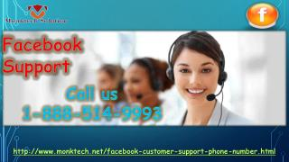 Do you want Facebook Support 1-888-514-9993?