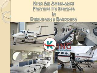 Get the Safest Air Ambulance Services in Dibrugarh