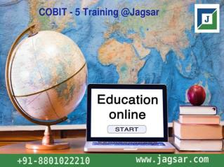 COBIT 5 Training at Jagsar International