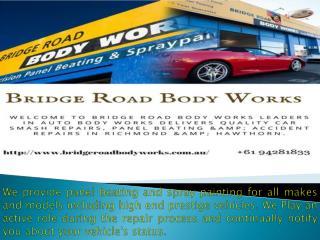 Top Three Qualities of a Good Auto Body Repair Shop