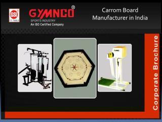 Carrom Board Manufacturer in India