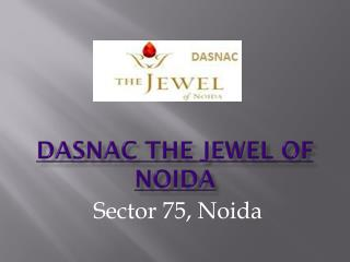 Dasnac The Jewel of Noida Apartments Noida