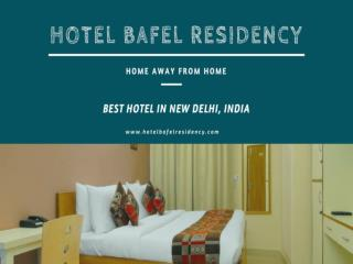 Best Hotels in New Delhi, India