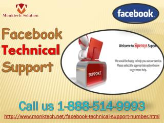 Where might I have the capacity to find Facebook Technical Support 1-888-514-9993?